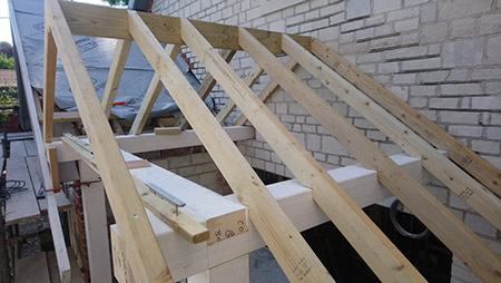 carpenter roofing in hampshire